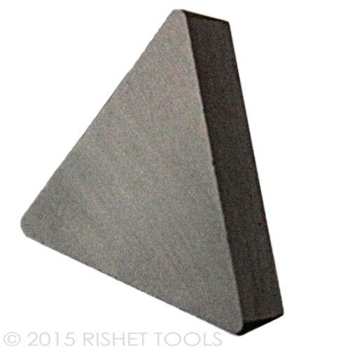 RISHET TOOLS TPU 432 C2 Uncoated Carbide Inserts 10 PCS