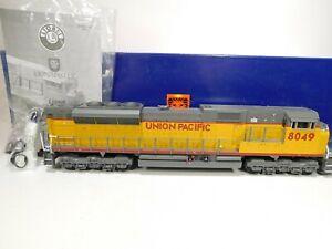Lionel-O-Gauge-SD-90-LionMaster-Union-Pacific-Diesel-Locomotive-C-129-6-28201