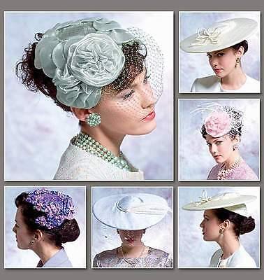 Schnittmuster Hüte ´1950er (8052) | eBay