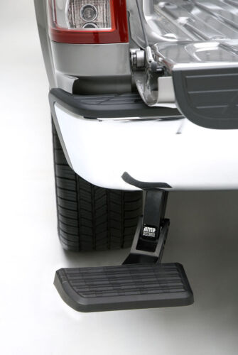 Amp-Research Bed Step Trail Series Heavy Duty for 2007-2013 Toyota Tundra