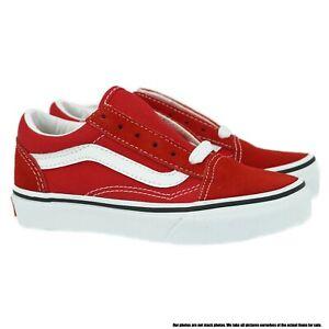 VN0A4BUUJV61 VANS Old Skool (Racing Red