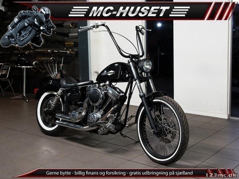 Harley-Davidson, FLH Shovelhead, 1400