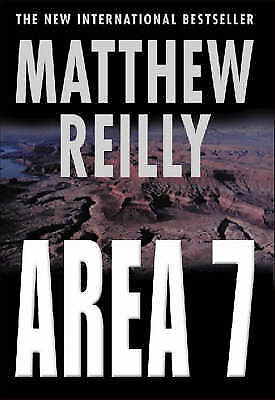 Area 7 by Matthew Reilly (Paperback, 2001)