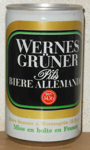 OCOC-WERNES-GRUNER-Pils-Beer-can-from-EASTERN-GERMANY-33cl