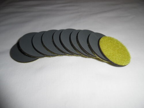 10 Pack of Yellow Resurfacing Pads for Disc Repair Machines fits RTI Eco Smart
