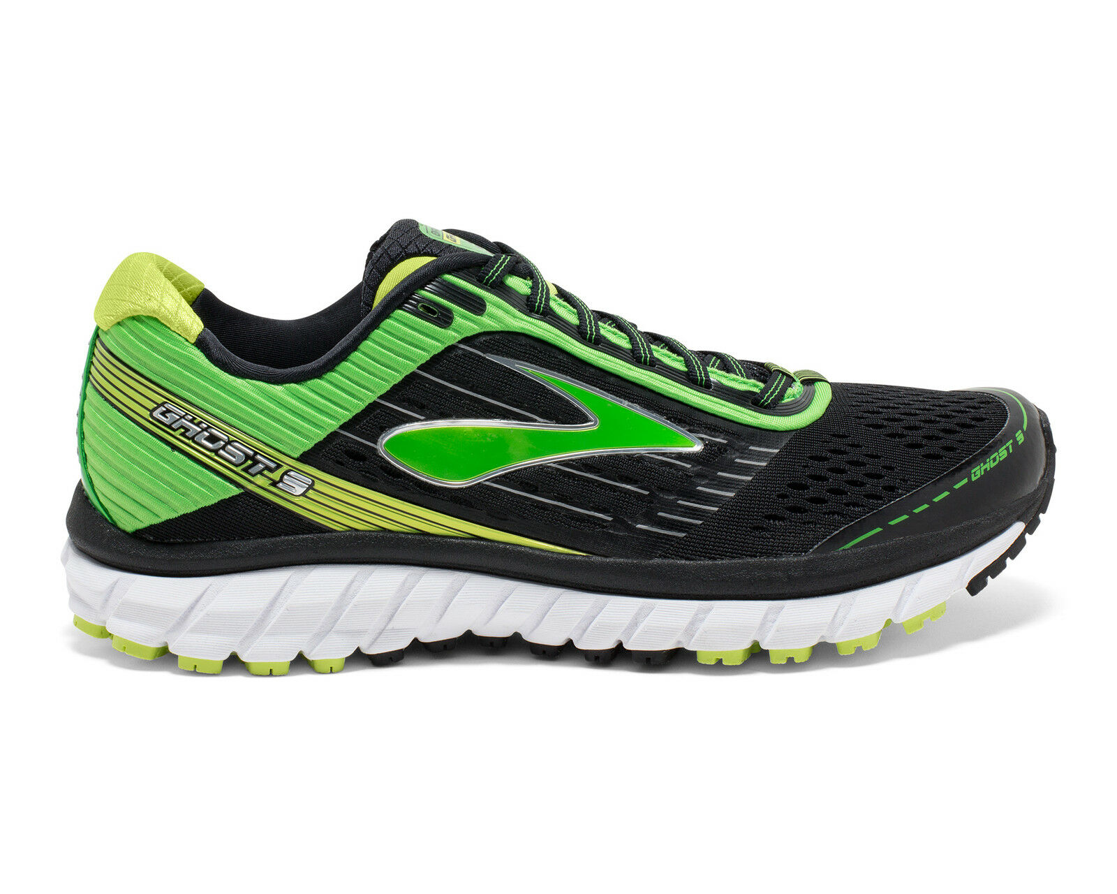buy popular 20ce7 24d61 BROOKS GHOST GHOST GHOST 9 MENS RUNNING SHOE (D) (071) 201cad