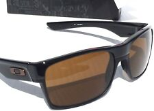 570210a15f item 7 NEW  Oakley TWO FACE Black polished Brushed w BRONZE Lens Sunglass  Golf 9189-06 -NEW  Oakley TWO FACE Black polished Brushed w BRONZE Lens  Sunglass ...