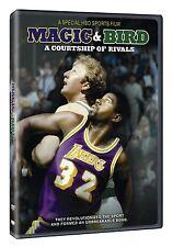 Magic Johnson/Larry Bird: A Courtship of Rivals DVD NEU