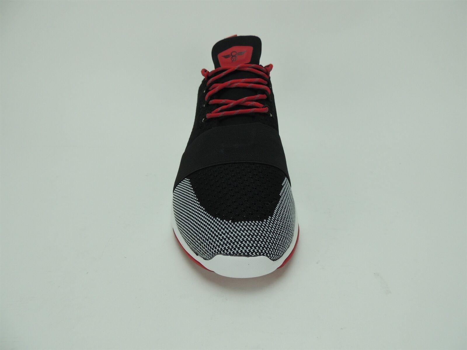 Creative Sneakers Recreaction Men's Ceroni Sneakers Creative Black/White/Red Size 9 M 0ae3d2