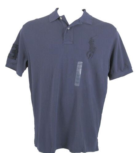 clásico ajuste blanco Polo apagado Shirt marino Ralph 6 colores Azul Big Lauren Pony Nuevo S8Oq7wq