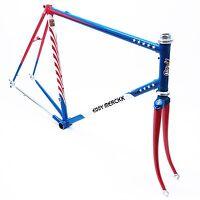 Eddy Merckx SLX USA Stahl Rahmen Rahmenset Steel Frame Set