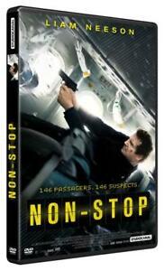 Non-Stop-DVD-NEUF-SOUS-BLISTER-Liam-Neeson-Julianne-Moore