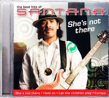 SANTANA she´s not there the best hits of santana CD NEU OVP