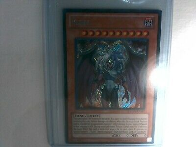 LCGX-EN197 Unlimited Edition-Legendary YGO-1x-Near Mint-Yubel Secret Rare