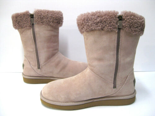 4eu 23 Us 6uk Plumdale Bottes Pom Ugg 37jp Bottines Womem Dust Cuff Suede qSzVGMUp