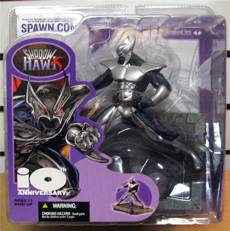 McFarlane Toys Toys Toys Shadow Hawk  Action Figure 6af646