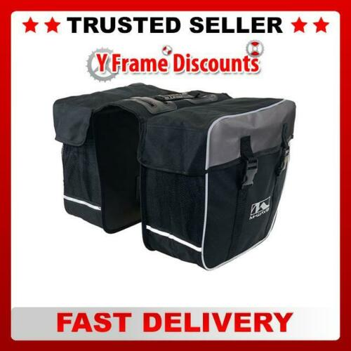 """M-Wave /""""Day Tripper/"""" Double Pannier With Reflective Strips"""