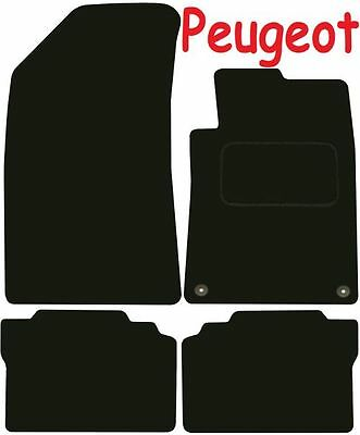Peugeot 508 Tailored Deluxe Quality Car Mats 2010-2017 Saloon