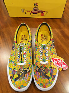 5a9d10487d Image is loading Vans-Era-Garden-The-Beatles-Yellow-Submarine-140