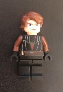 Figurki LEGO NEW LEGO STAR WARS ANAKIN SKYWALKER MINIFIG figure minifigure toy 8098 9515 7931 Zabawki konstrukcyjne LEGO