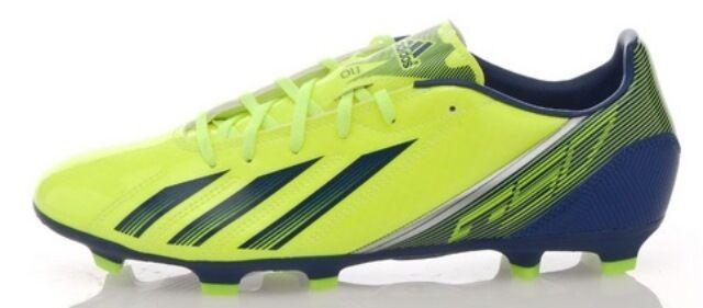 Adidas F10 Adizero TRX FG Fußballschuhe Farbe yellow  blue Größe 42 2 3 NEU