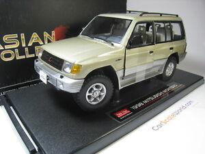 MITSUBISHI-MONTERO-PAJERO-LONG-3-5-V6-1998-1-18-SUN-STAR-SUDAN-BEIGE