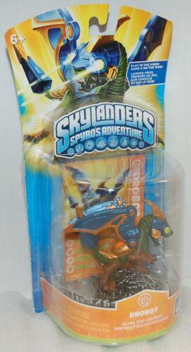 Skylanders Spyro/'s Adventure DROBOT Video Game Action Figure Slink /& Destroy