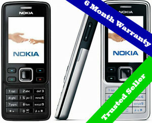 (ORIGINAL) Nokia 6300 Mobile Cell Phone Package