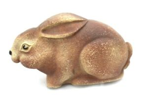 Vintage-1940s-Celluloid-Wind-Up-Wind-up-Rabbit-Works-8-034-Mechanical-Toy-Bunny