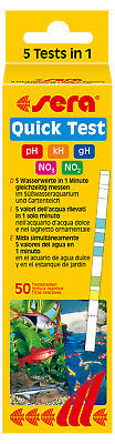 Fish & Aquariums Sera Rapido Test 6in1 Pet Supplies Single Pack E 3er Confezione Risparmio