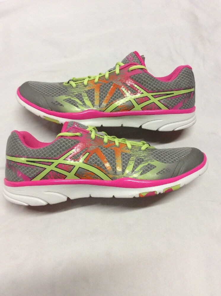 Asics Women's Athletic Shoes GEL- HARMONY TR 2, Gray, Size 11.5 ,