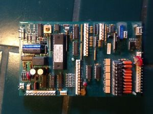 Royal Vendors vending machine control board Merlin 2000  Ver 5.11