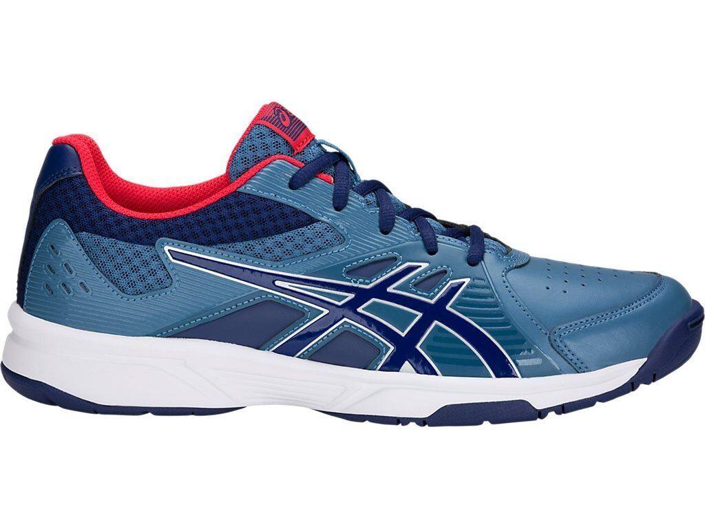 Asics Court Slide bleu blanc Men Tennis chaussures 1041A037-400