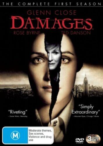 1 of 1 - Damages : Season 1..REG 4..NEW & SEALED   dvd330