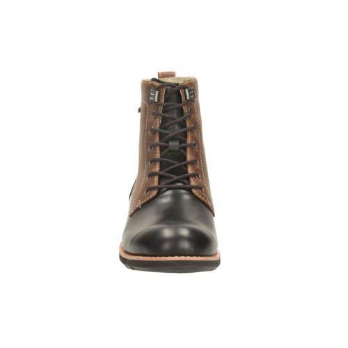 Clarks  Herren Padley Hi Hi Hi GTX Gore-Tex Braun Leder Walking Stiefel, UK 8.5 9ccfa3
