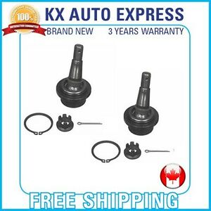2X-FRONT-LOWER-BALL-JOINT-FOR-CHEVROLET-SUBURBAN-1500-2000-2001-2002-2003-K6541