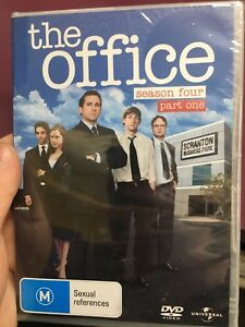 The-Office-Season-4-brand-NEW-sealed-region-4-DVD-comedy-tv-series
