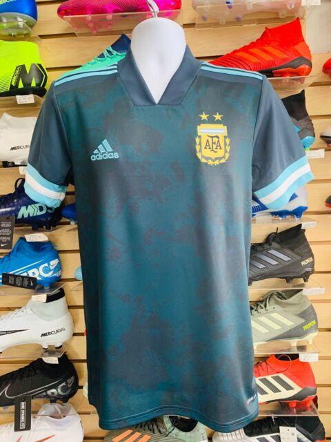 adidas Argentina Away Jersey Copa America 2020 Navy Blue Size Man ...