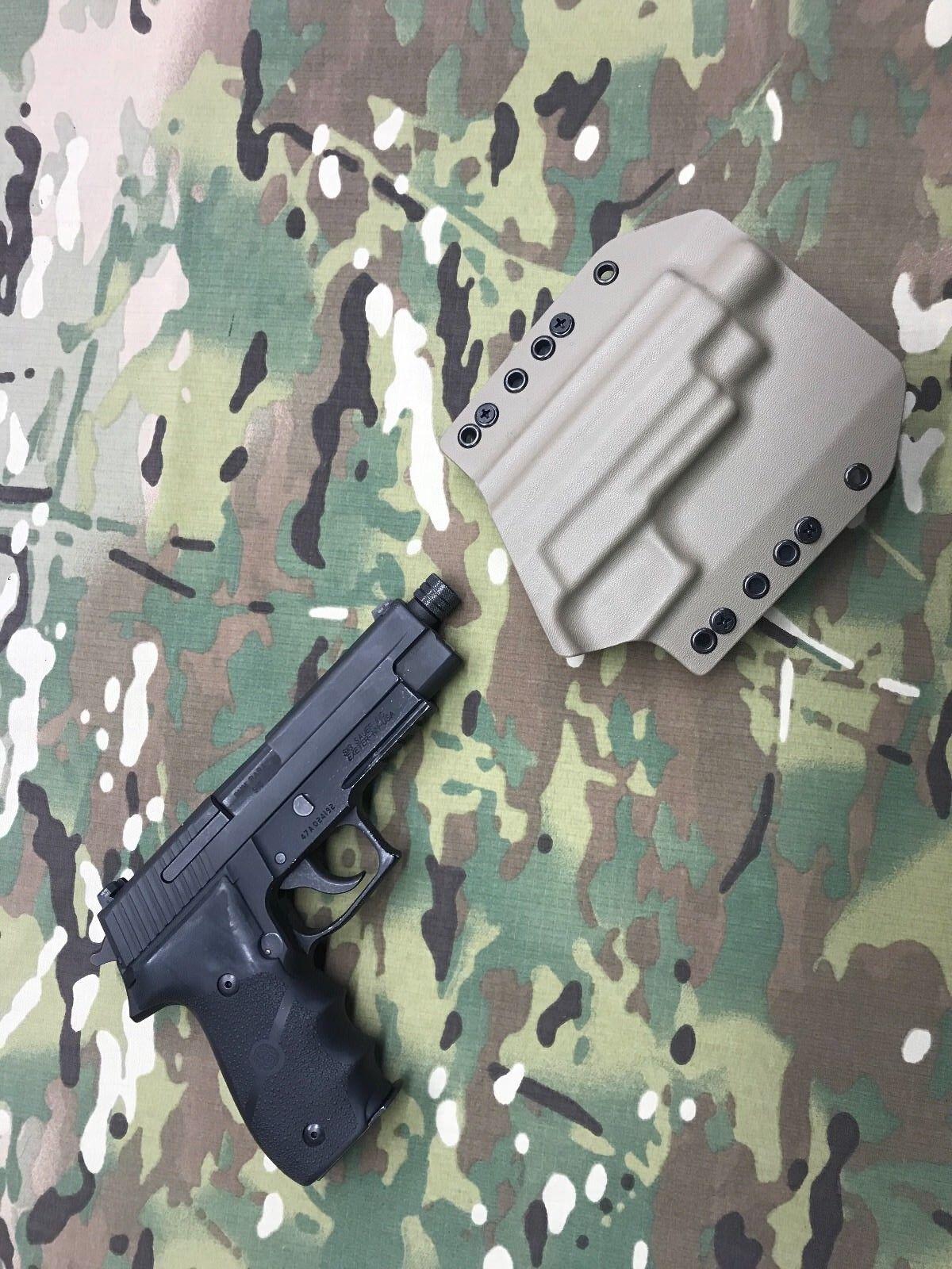 FDE Kydex SIG Holster P226R Threaded Barrel Holster SIG 8e8b45