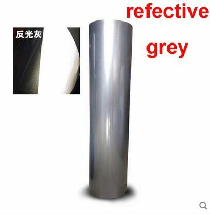 Reflective vinyl for heat transfer 1 sheet 25cmx100cm heat press t-shirt viny