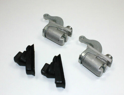 PAIR OF REAR WHEEL BRAKE CYLINDERS /& DUST COVERS MGA ALL MODELS EXCEPT TWIN CAM