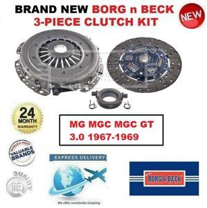 GCK3306-Borg /& Beck MGC 3 piezas Kit de embrague-HK9636