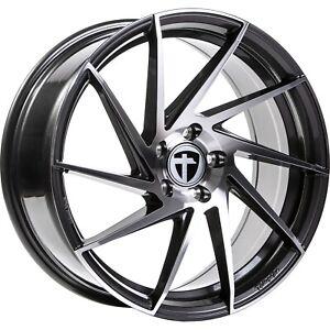 Tomason-TN17-Left-8-5x19-LK-5x112-Titanium-diamond-polished-VW-Audi-Mercedes