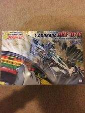 Aoshima Cyber Formula 1/24 v-Asurada AKF-0 Lifting Turn Mode Plastic Model