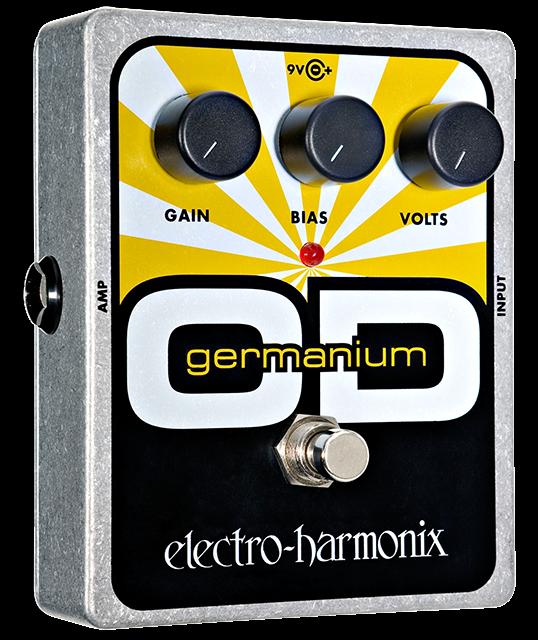 Ehx Electro Harmonix Germanium od, Nuovo in Scatola