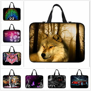 """Butterfly Tiger Kitty Pattern Case Bag Cover for 15.6/"""" Lenovo ThinkPad Laptop"""