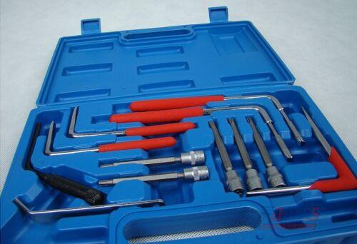 Airbag Montage und Demonatge Set Werkzeug Einbau Ausbau Airbag Montagewerkzeug