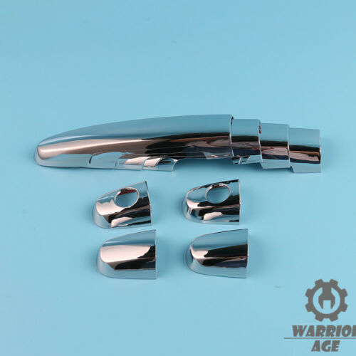 8x Chrome Door Handle Cover Trim For Toyota Corolla Camry Prius Yaris Scion New
