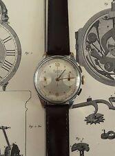 Ancienne montre chronographe CORTEBERT SPORT cal 429 fonctionne parfaitement