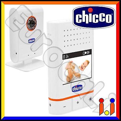 Chicco Baby Monitor Essential Digital Video Telecamera WiFi Sorveglianza Bambino